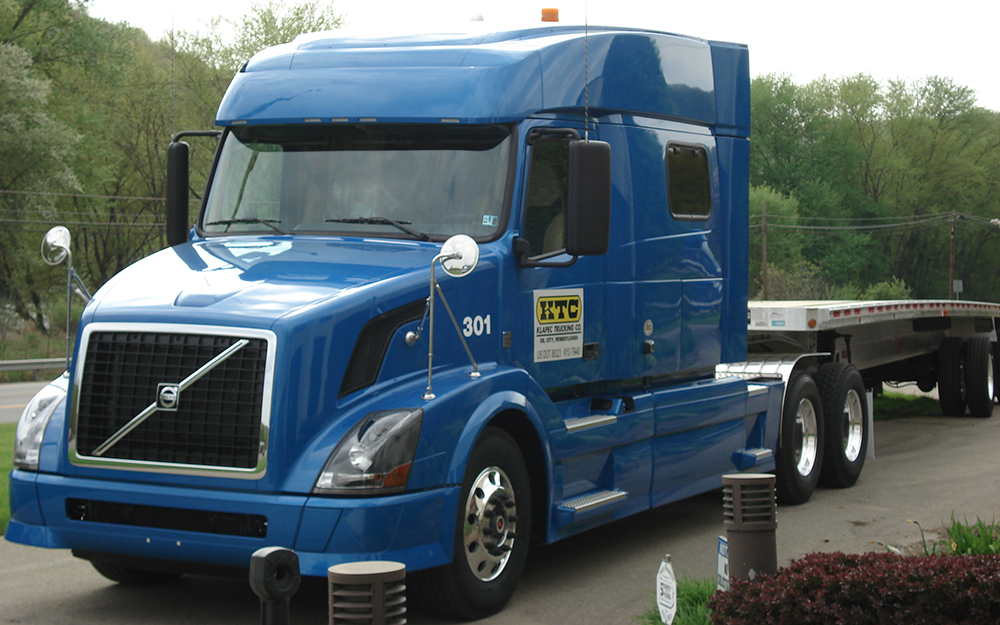 Klapec Trucking Company – 70 Years of Trucking Services